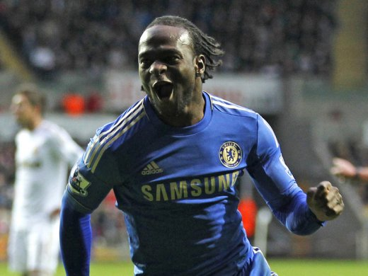 A rather happy looking Victor Moses but will he be this happy next season? @HuwAreYa discusses.